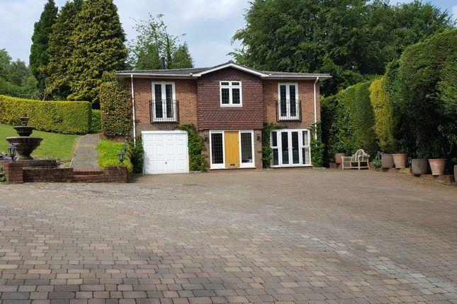 Thumbnail Detached house to rent in Bury Rise, Hemel Hempstead, Hertfordshire