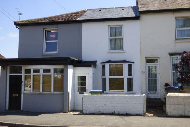 Thumbnail Terraced house to rent in Wick Street, Wick, Littlehampton