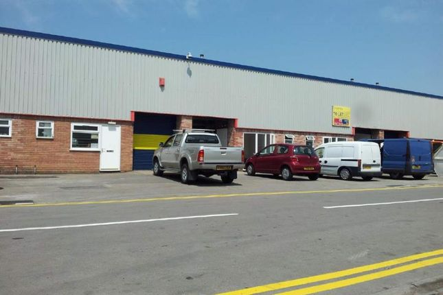 Industrial to let in Industrial - Ard Business Park, Polo Grounds, Ponypool