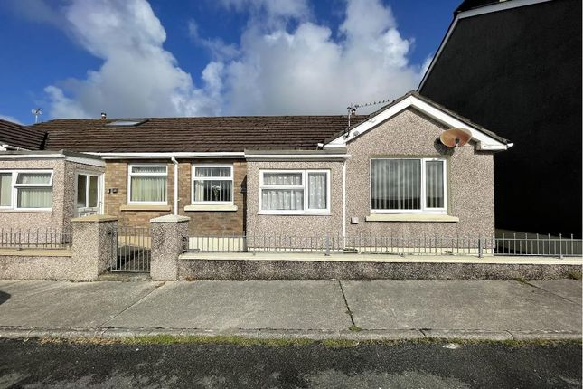 2 bed semi-detached bungalow for sale in Cambrian Road, Neyland, Milford Haven SA73