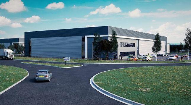 Light industrial to let in Unit 2, Site 1, Zone 2, Deeside Industrial Park, Deeside, Flintshire