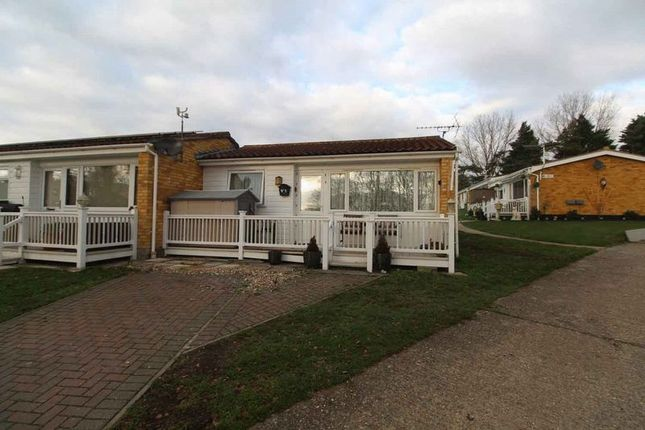Thumbnail Terraced house for sale in Waveney Valley, Kingfisher Park Homes, Burgh Castle, Great Yarmouth