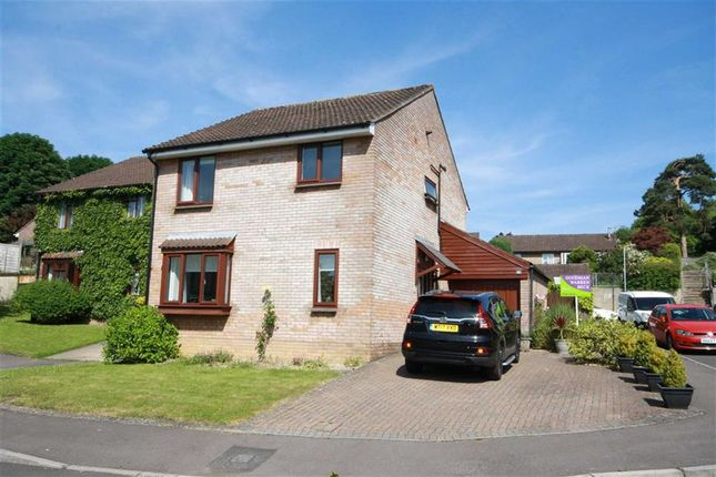 Thumbnail Detached house for sale in St Margarets Gardens, Chippenham, Wiltshire