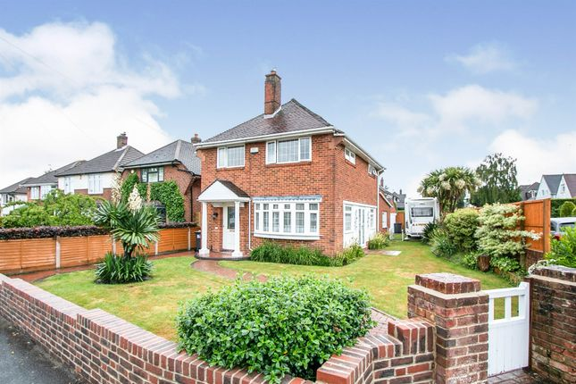 Thumbnail Detached house for sale in Balmoral Avenue, Bournemouth