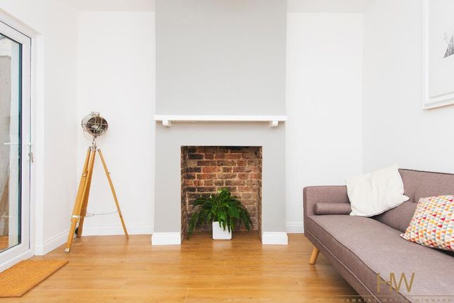 Thumbnail Terraced house to rent in Byron Street, Hove, East Sussex