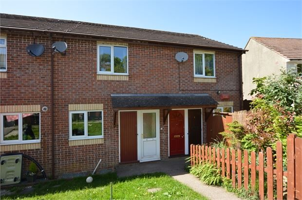 Thumbnail Property to rent in Moorlands Close, Newton Abbot, Devon.