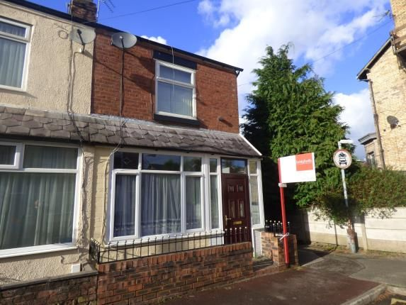 Thumbnail End terrace house for sale in Hyde Grove, Sale, Greater Manchester