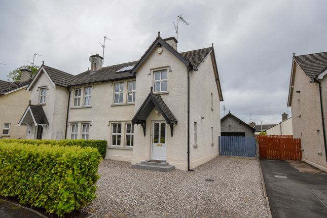 Thumbnail Semi-detached house for sale in Strawhill Manor, Donaghcloney