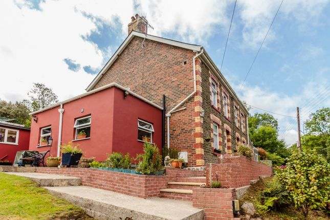Thumbnail Semi-detached house for sale in Bryncerdd Villas, Swansea, Powys