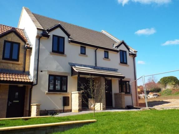 Thumbnail Terraced house for sale in Ash Close, Wells, Somerset