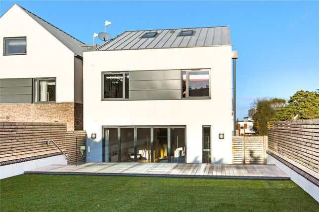 Thumbnail Semi-detached house for sale in The Peninsula, Panorama Road, Sandbanks, Poole