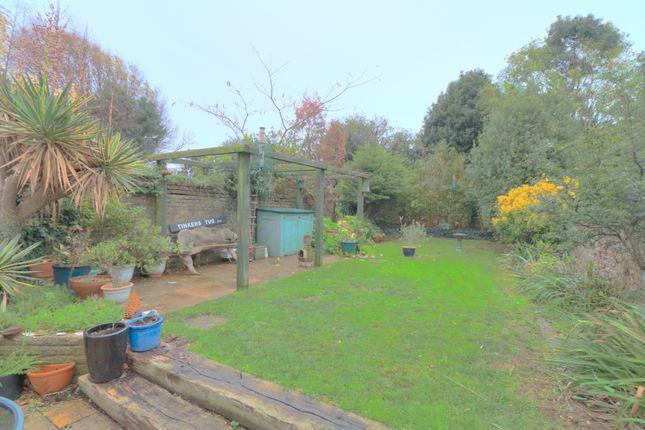 Garden of Old Shoreham Road, Hove BN3