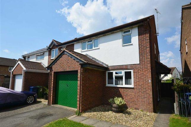 Thumbnail Terraced house to rent in Jordans Way, Longford, Gloucester