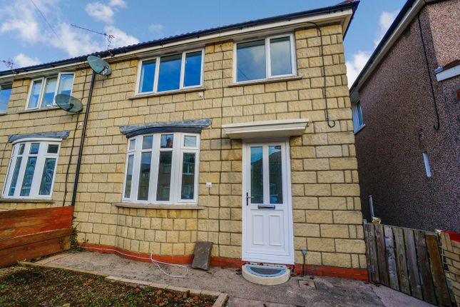 Thumbnail Semi-detached house for sale in Springfield Road, Risca, Newport