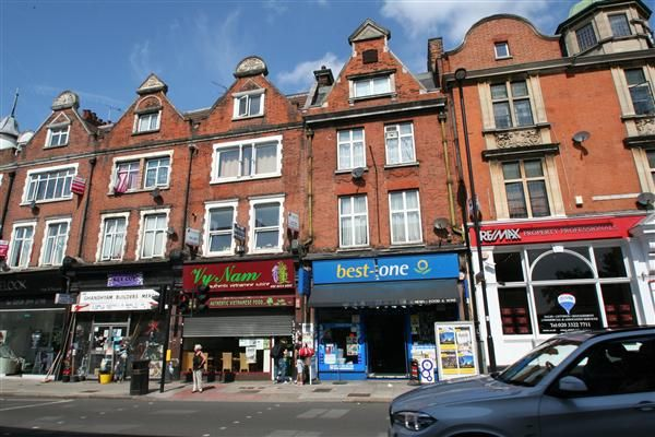 Thumbnail Flat for sale in Regents Park Road N3, Finchley Central