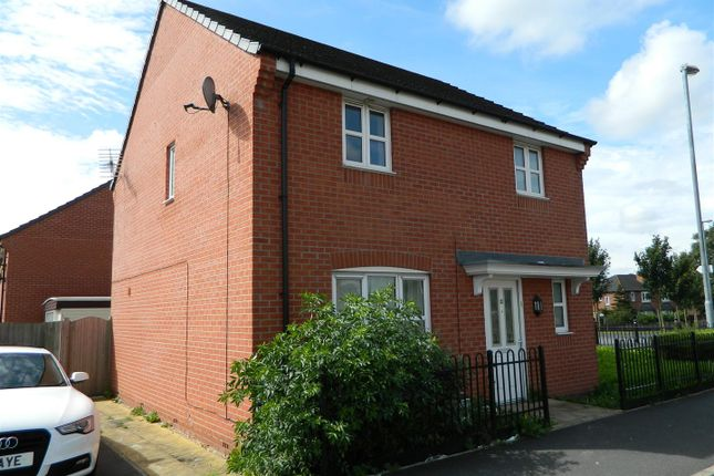 Thumbnail Detached house to rent in Shillingford Road, Manchester