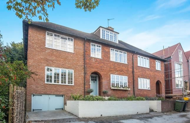 Thumbnail Semi-detached house for sale in Guildford, Surrey