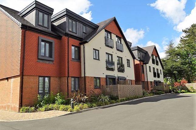 2 bed flat for sale in Hardwick Grange, Cop Lane, Penwortham, Preston PR1