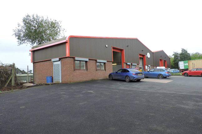 Thumbnail Warehouse to let in Buntsford Park Road, Bromsgrove
