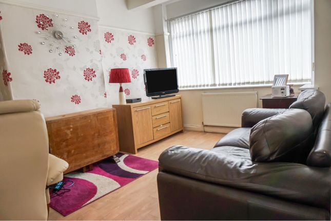 Lounge of Campbell Drive, Liverpool L14