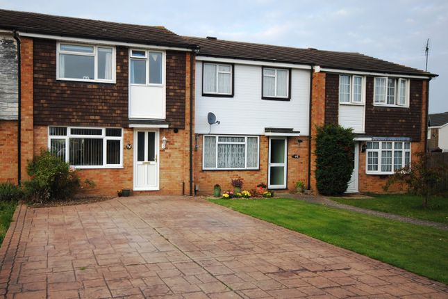 Thumbnail Terraced house for sale in Noakes Avenue, Great Baddow, Chelmsford