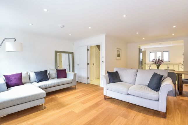 Thumbnail Terraced house to rent in Mildmay Court, Odiham, Hook