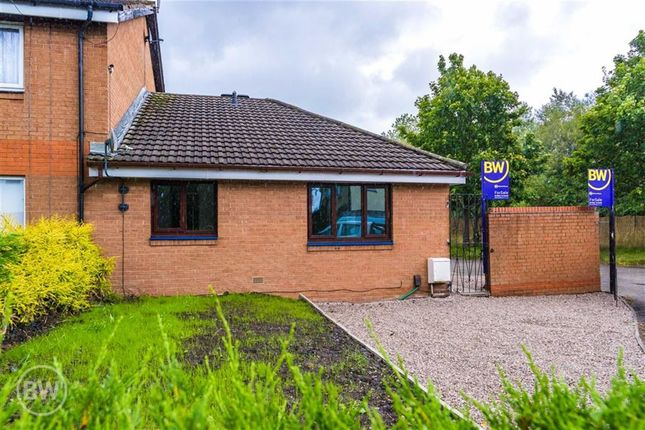 Thumbnail Semi-detached bungalow to rent in Little Pastures, Leigh, Lancashire