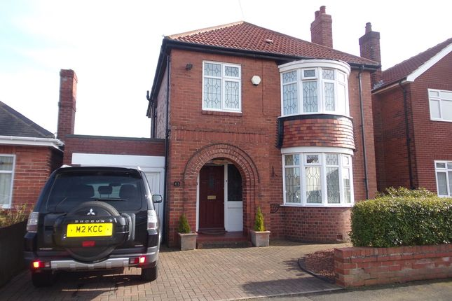 Thumbnail Detached house for sale in Barras Avenue West, Blyth