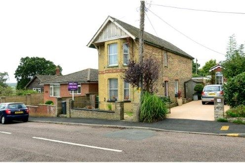 Thumbnail Detached house for sale in St. Helens, Ryde, Isle Of Wight