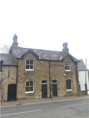 Thumbnail Office for sale in Winston House, High Street, Mold, Flintshire