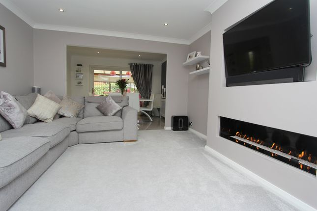 Thumbnail Detached house for sale in Pinewood Avenue, Bispham, Blackpool