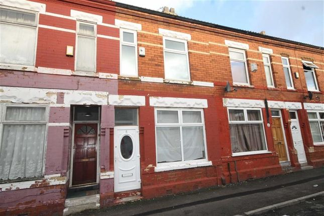 Thumbnail Terraced house to rent in Methuen Street, Longsight, Manchester