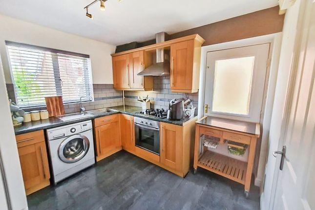 Kitchen of Silverdale Close, Bury BL9