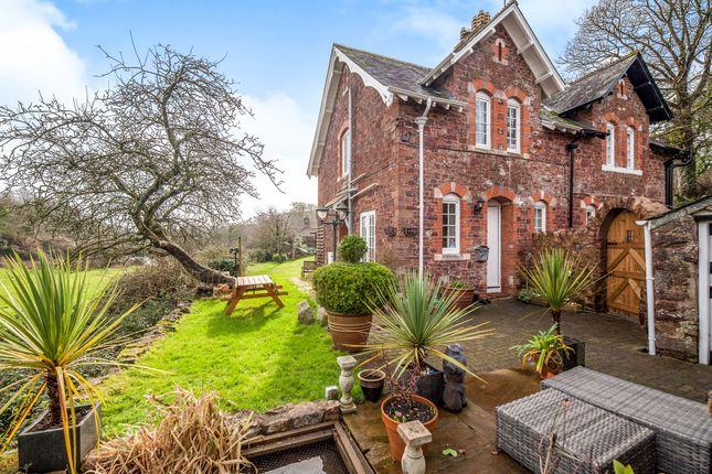 Thumbnail Semi-detached house for sale in Cockington Lane, Cockington Village, Torquay