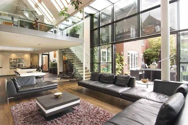 Thumbnail Detached house for sale in Lower Sand Hills, Long Ditton, Surbiton