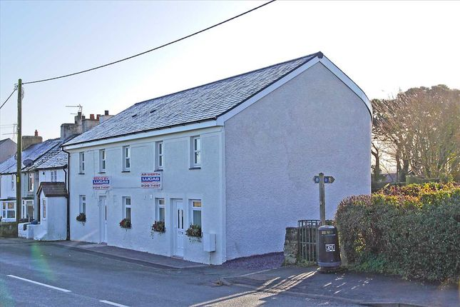Thumbnail Semi-detached house for sale in High Street, Malltraeth, Bodorgan