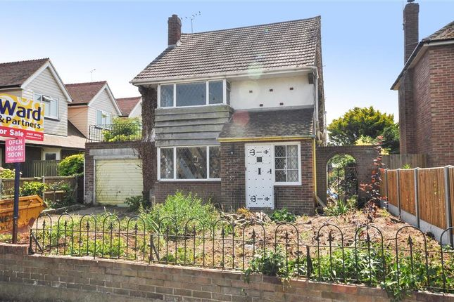 Thumbnail Detached house for sale in Sea View Road, Herne Bay, Kent