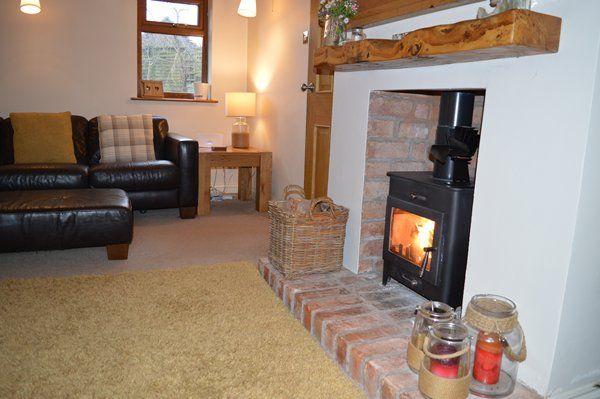 Living Room of Prospect Road, Market Drayton TF9