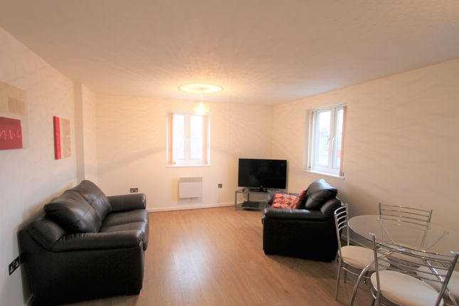 1 bed flat to rent in Ethos Court, Chester, Cheshire CH1