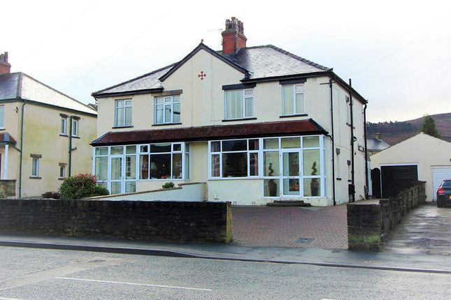 Thumbnail Semi-detached house for sale in Leeds Road, Ilkley