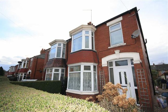 Thumbnail Semi-detached house to rent in Mill Lane, Beverley