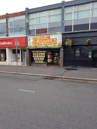 Retail premises to let in Paisley Road West, Glasgow