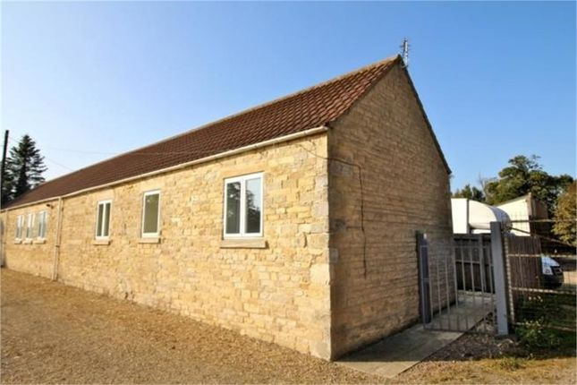 Thumbnail Semi-detached bungalow for sale in Black Bull Lodge, North Witham, Grantham, Lincolnshire