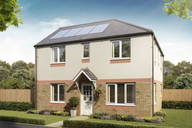 "Thumbnail Detached house for sale in ""The Aberlour"" at Penzance Way, Chryston, Glasgow"