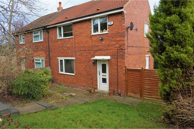 Thumbnail Semi-detached house to rent in King George Avenue, Leeds