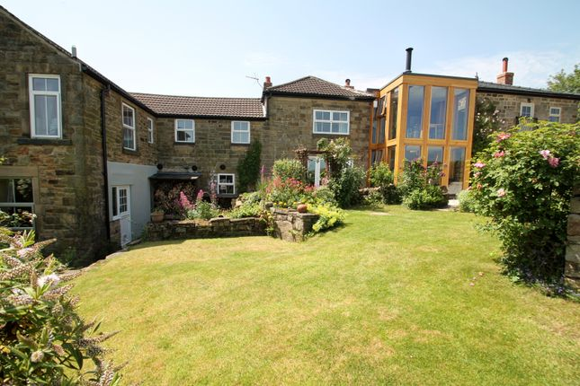 Thumbnail Farmhouse for sale in The Common, Crich, Matlock