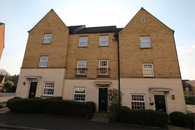 Thumbnail Terraced house for sale in Harlow Crescent, Oxley Park, Milton Keynes, Buckinghamshire