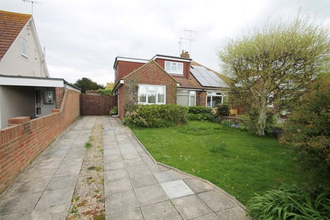Thumbnail Detached bungalow to rent in Wiston Avenue, Broadwater, Worthing