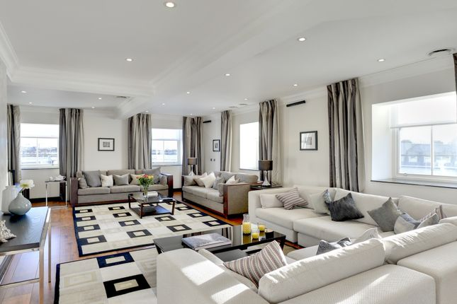 Thumbnail Flat to rent in Queen's Gate, London