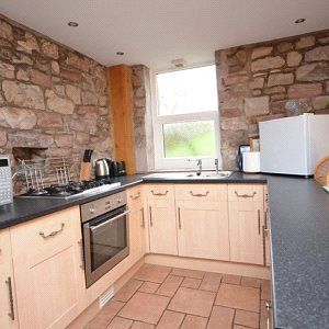 Thumbnail Terraced house for sale in Helm Cottage, Gamblesby, Penrith